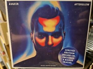 Asgeir - Afterglow 2 x CD! Deluxe Limited Edition Digipak NEW! BONUS TRACKS