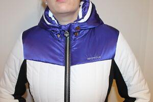 Sportalm Kitzbühel Damen Skijacke Jacke Oxa Blau Weiß Schwarz alle Größen Neu