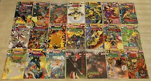 DEATHWATCH 2000 (1993) Multi-title 20+issues Set  NM (CONTINUITY Comics) !!