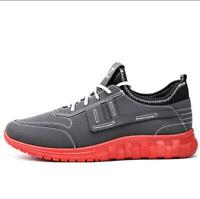 Fashion Men's Athletic Sneakers Sports Running Walking Casual Shoes Trainers New