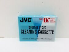 NEW!  JVC Digital Video Cleaning Cassette for Mini DV Camcorders