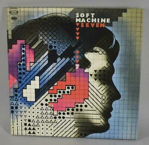 Rock Soft Machine Seven Columbia Stereo LP MOVLPP1892 Mint