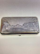 1871 Antique St. Petersburg Russian Neillo case!!!! Dated!!!!