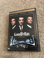 Goodfellas Two Disc Special Edition Dvd Set