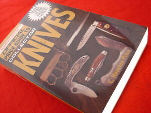 Houston Price Official Price Guide 500+ pg Book Full Color Knife Collectors