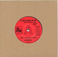 DOBIE GRAY  OUT ON THE FLOOR / THE IN CROWD  UK CHARGER/OUTTASIGHT DEMO NORTHERN