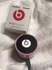 New Beats by dr. dre black beatbox mini bluetooth speaker HX-S10 Monster