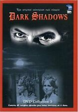 Dark Shadows - Collection 5 Regular Case New(DVD, 2003, 4-Disc Set)
