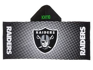 Oakland Raiders NFL Youth Hooded Towel