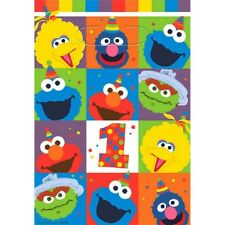 Elmo Turns One 8 Ct Favor Loot Bags 1st Birthday Party