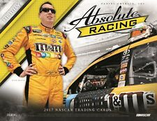 2017 Panini Absolute Racing Nascar Spectrum Blue SP Parallel You Pick /199