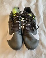 Nike Zoom Rival S 9 Track Running Shoes Black 907564 017 Men's  10.5 Women's 12