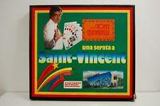 Una serata a Saint-Vincent con Tony Binarelli. Gioco in scatola, Fabbri Giochi.