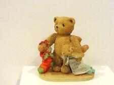 Cherished Teddies - Christmas - Jacob - Wishing For Love Figurne