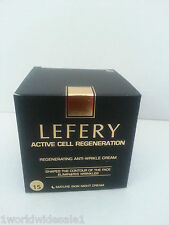 Best Anti wrinkles Lefery regenerating cream anti ageing. UK SELLER !