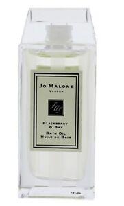 Jo Malone BlackBerry bay Bath Oil 1 Oz 30 mL SEALED. new in box