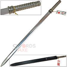 Ninja walker Replica Day Blade Sword Stainless Steel Metal Handle Full Tang