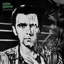 PETER GABRIEL 3 Eine Deutsches Album Vinyl Reissue NEW