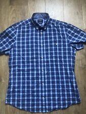 hackett short sleeve shirt Size Large Mens