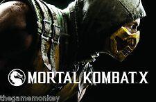 MORTAL KOMBAT X [PC] STEAM key