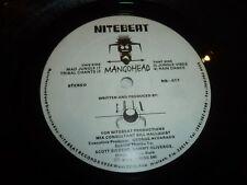 """MANGOHEAD - Mad Jungle - UK 4-track 12"""" Vinyl Single"""