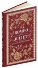 Romeo and Juliet by William Shakespeare (Leather)
