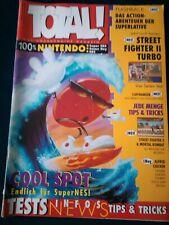 Total Magazin Nintendo 10/1993 TOTAL! 100% Nintendo Magazin 10/1993