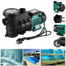 Schwimmbadpumpe Umwälzpumpe Filterpumpe elektronik Poolpumpe 5000/8000/14500L/h