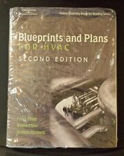 Delmar Learning Blueprints & Plans for Hvac Second Edition (New)!