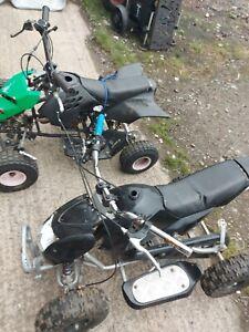 Kids 50cc quad bike