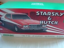 GREENLIGHT COLLECTIBLES - 1/18 - FORD GRAN TORINO - STARSKY & HUTCH 1974 - 19017