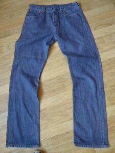 mens levi 501 jeans - size 34/34 good condtion