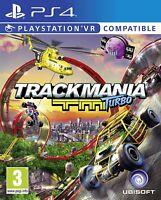 Trackmania Turbo (PS4) NEW SEALED