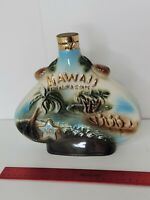 VTG Jim Beam Whiskey Hawaii 50th State Decanter 1959 Regal China Empty Bottle