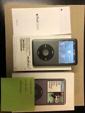 iPod Classic 6.5th Gen Black 120Gb
