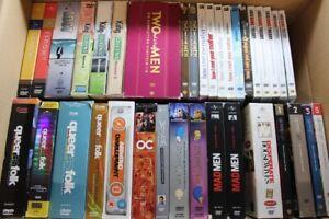 12KG DVDs TV Serien Staffeln Sammlung (Deutsche Sprache)