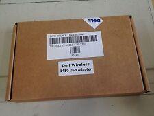 Dell Wireless 1450 USB Network Adapter CD USB New Unopened Box