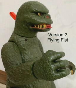 1977 Mattel GODZILLA  Shooting Fist - Jumbo SHOGUN WARRIOR New  Reproduction