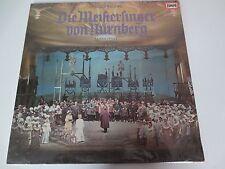 RICHARD WAGNER~Die Meistersinger Von Nurnberg~Factory Sealed LP IMPORT~E-447