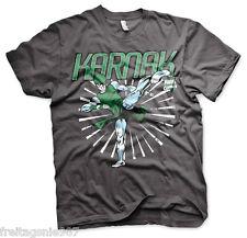 KARNAK MARVEL T-Shirt  camiseta cotton officially licensed
