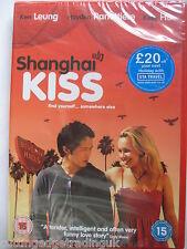 Shanghai Kiss (DVD, 2006) NEW SEALED Region 2 PAL