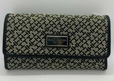 TOMMY HILFIGER WOMENS WALLET TRIFOLD