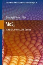 MoS2 : Materials, Physics, and Devices: By Wang, Zhiming M.