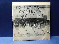 PETITS CHANTEURS DES FONTAINES Chant de la meule ... 2906