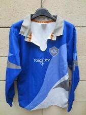 VINTAGE Maillot rugby CASTRES Olympique FORCE XV ancien shirt M