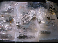 Grab Bag Qty of 12 BNC TNC Coaxial Connectors Various Types Open Bags - USED NOS