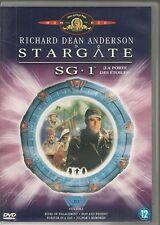 DVD ZONE 2--SERIE TV STARGATE SG1 VOL 10--SEASON 3 / EPISODES 9 A 12