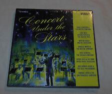 Vtg 60's Hipster Vinyl Record Set Concert Under Stars Classical Musical Symphony