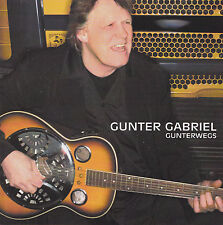 GUNTER GABRIEL - CD - GUNTERWEGS  ( Bear Family Records )