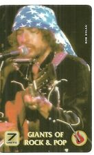 RARE / CARTE TELEPHONIQUE - BOB DYLAN / PHONECARD TELEPHONE CARD LIKE NEW
